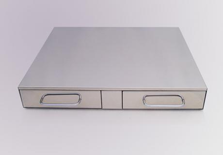 Bezzera Double Stainless Steel Draw (Version 3)